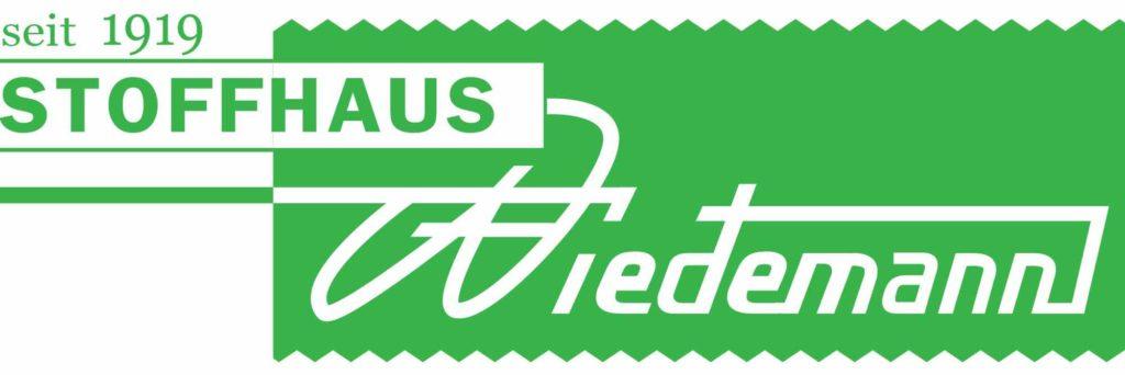 Logo Stoffhaus Wiedemann
